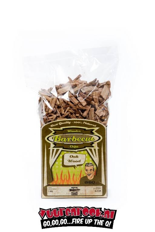 Axtschlag Axtschlag Oak Smoke Chips 1 Kilo