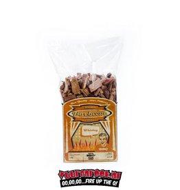 Axtschlag Axtschlag Whisky / Eiche Smoke Chips 1 Kilo