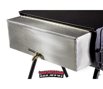 Campchef CampChef Cylinder Stove Hot Water Tank (RVS)