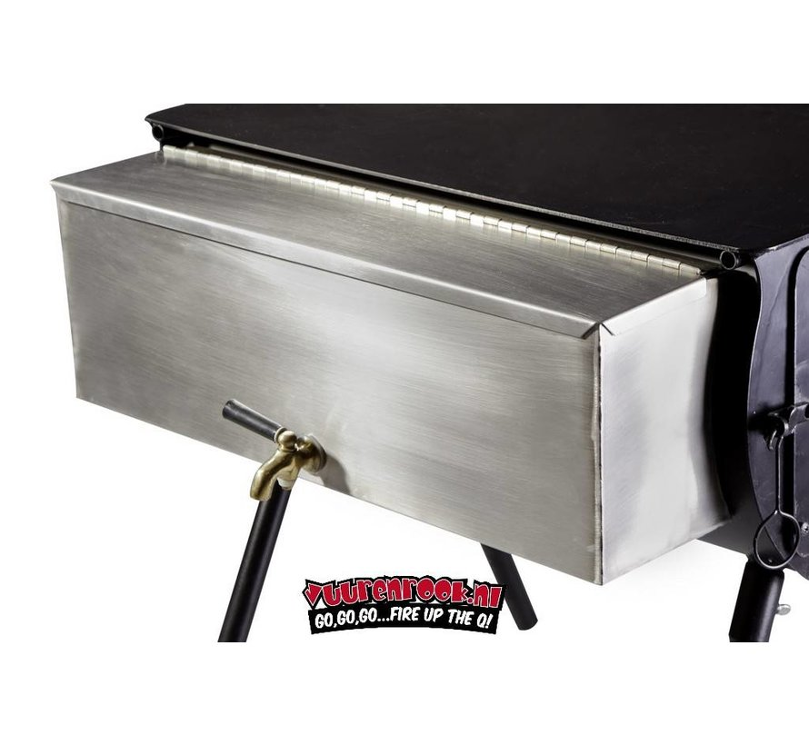 CampChef Cylinder Stove Hot Water Tank (RVS)