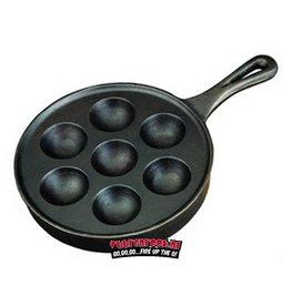 Campchef CampChef Cast Iron Griddle Puff Pan (Cast Iron Poffertjes Pan)
