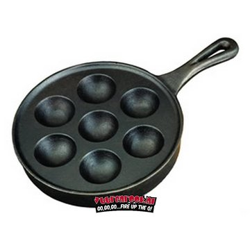 Campchef CampChef Cast Iron Griddle Puffs Pan (Gietijzeren Poffertjes Pan)