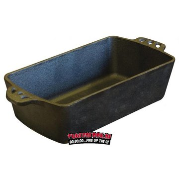 Campchef CampChef Cast Iron Bread Pan