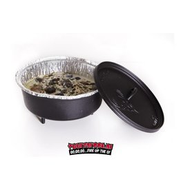 "Campchef CampChef 12"" Disposable Dutch Oven Liners (3st)"