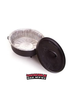 """Campchef CampChef 10"""" Disposable Dutch Oven Liners (3st)"""