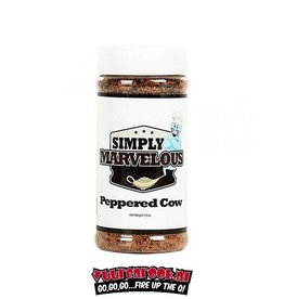 Simply Marvelous Simply Marvelous Peppered Cow XL