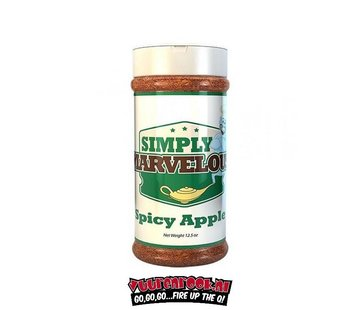 Simply Marvelous Simply Marvelous Spicy Apple Rub 12.5oz