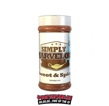 Simply Marvelous Simply Marvelous Sweet and Spicy Rub 13oz