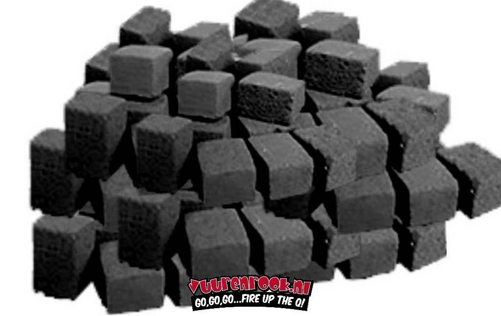 Ecobrasa  kokosbriketten Deal: 2x10 kilo (cubes)