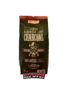 Cowboys Cowboys Quebracho Blanco Lump Charcoal 15 kg