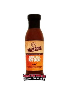 Holy Cow Holy Cow Mango&Chilli BBQ Sauce 10oz