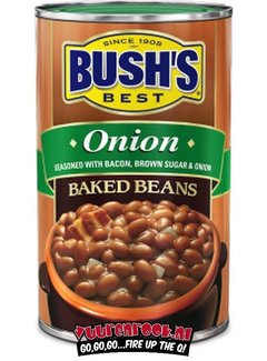 Bush Best Bush Baked Beans Onion