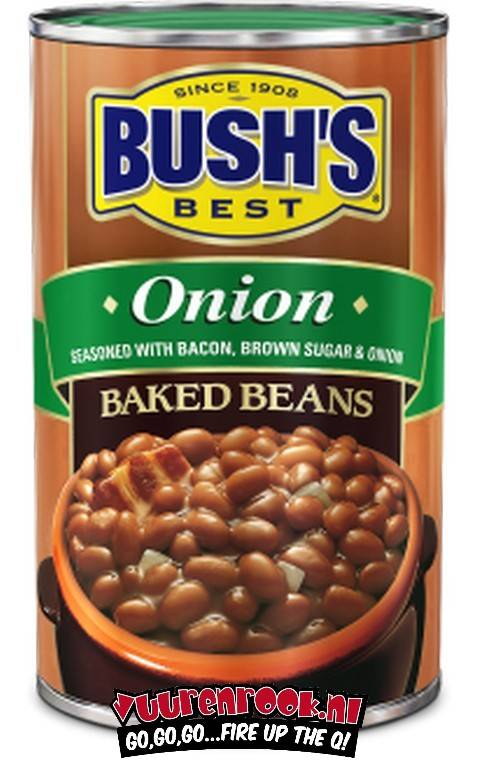 Bush Baked Beans Onion