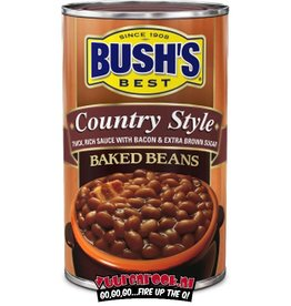 Bush Baked Beans Country Style
