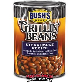 Bush Baked Beans Steak House Recipe
