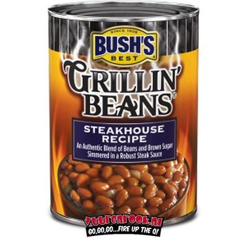 Bush Best Bush Grillin' Beans Steakhouse Recipe