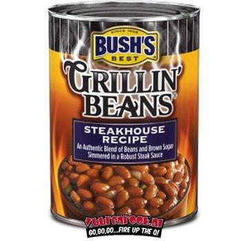 Bush Best Bush's Grillin' Beans Steakhouse Recipe