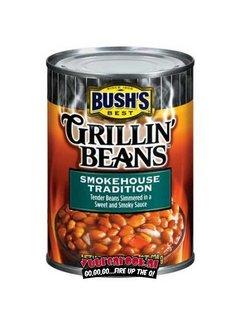 Bush Best Bush Grillin' Beans Smokehouse Tradition