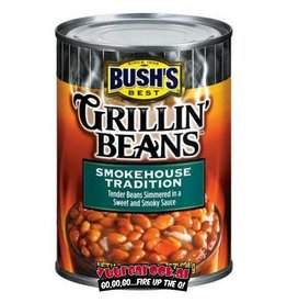 Bush Baked Beans Smoke House Tradition