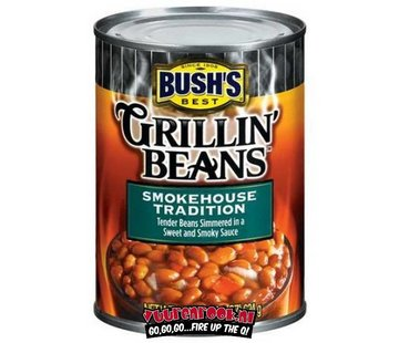 Bush Best Bush Grillin' Beans Smokehouse Tradition