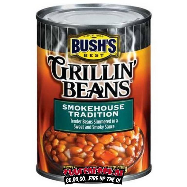 Bush Baked Beans Smoke House Tradition