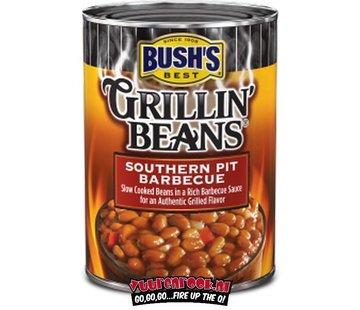 Bush Best Bush Grillin' Beans Southern Pit BBQ