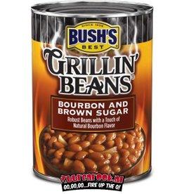 Bush Best Bush Grillin' Beans Bourbon and Brown Sugar