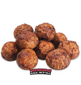 Home Made Butchers Borrel Meatballs (Indian) 2000 grams (about 65 pieces)