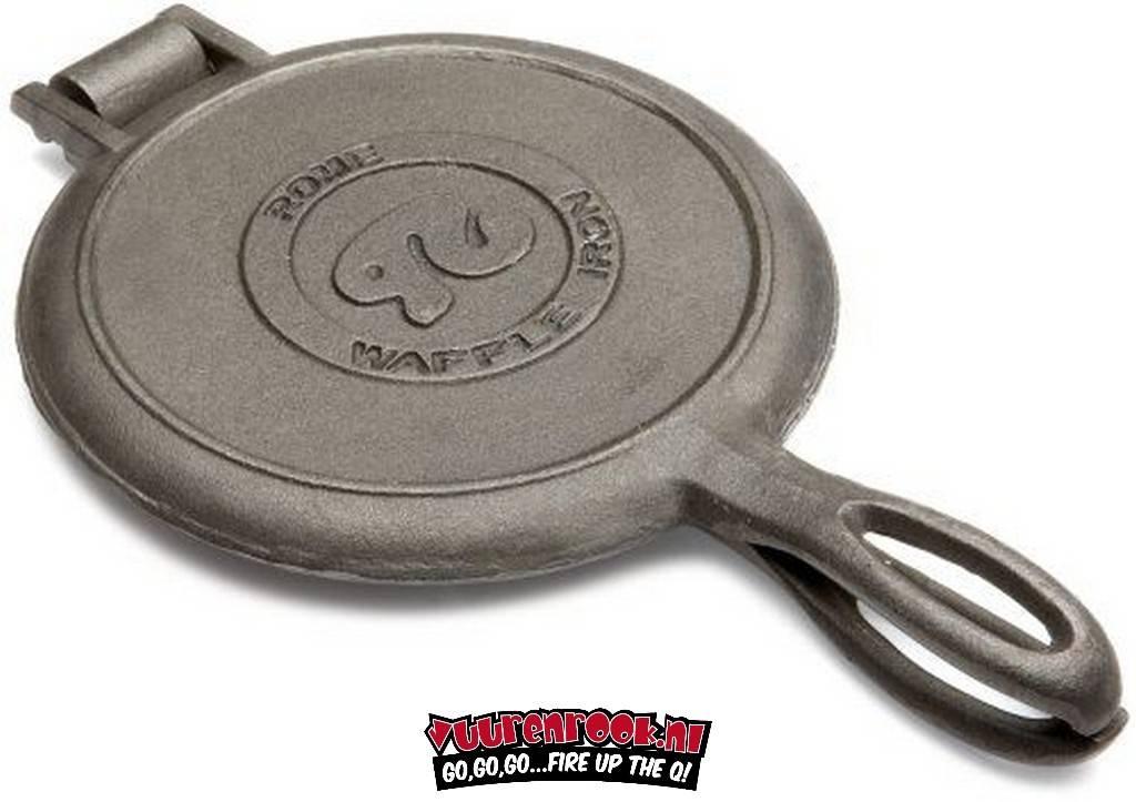 Rome's Pie Iron Old Fashioned Waffle Iron