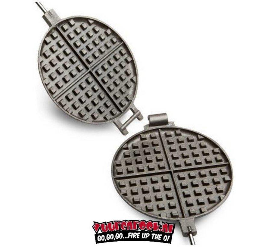 Rome's Pie Iron Chuckwagon Waffle Iron