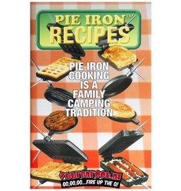 Pie Iron Recipe Book