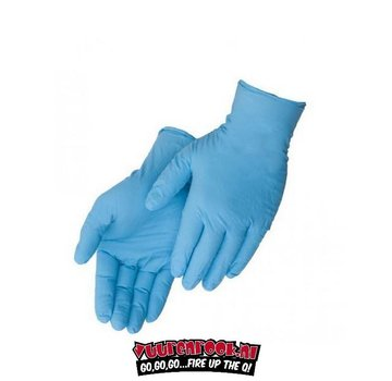 PrimesLab PrimesLab Latex Glove Blue 100st