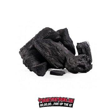 Nam Char Nam Char Namibian HardWood Charcoal Sekelbos / Acacia / Black Wattle 10 kg