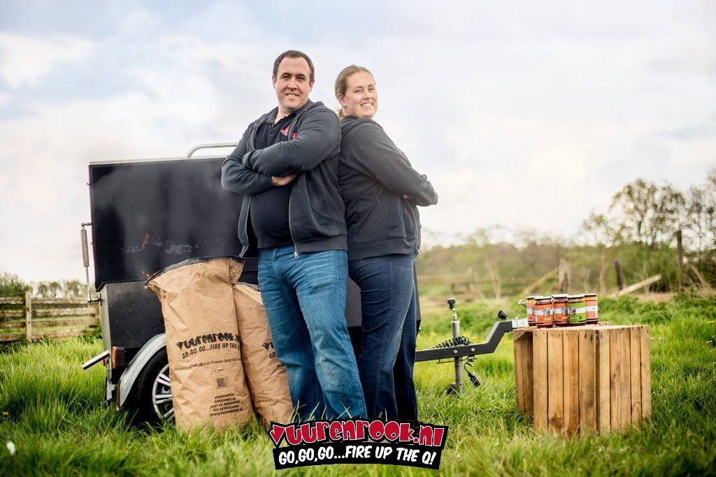 Dammers Vuur&Rook South African Premium Lump Charcoal 100% Black Wattle by Dammers 10 kg