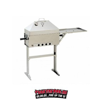 ECK Grills ECK Grills Lid Incl. Thermometer for Puim PRO and Baikal PRO
