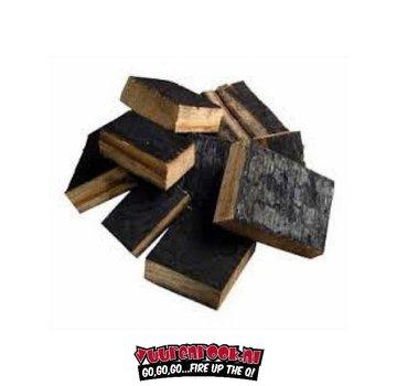 BBQ 365 BBQ365 Whisky / Eiken Chunks 1 kg