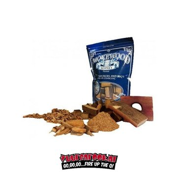 Smokewood SmokeWood Whisky Chunks 2 liter