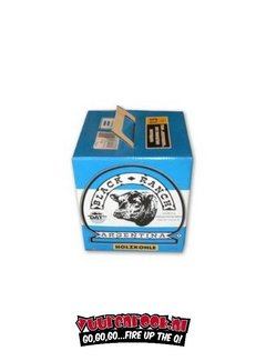 Black Ranch Black Ranch Holzkohle Easy-Light-Box