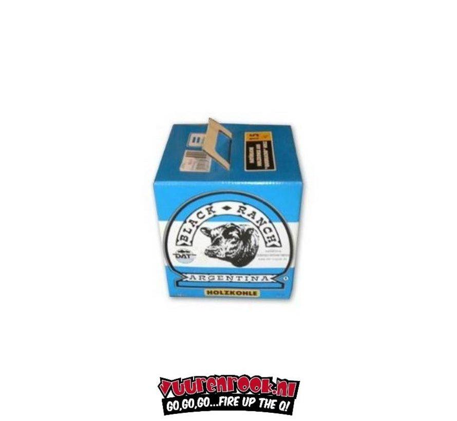 Black Ranch Holzkohle Easy-Light-Box