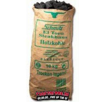 Schmitz Schmitz Argentijns El Toro Horeca Houtskool 10 kg