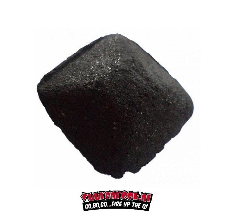 PEKO / Fire Up South African Black Wattle Briketten Pillow Shape 15 kg
