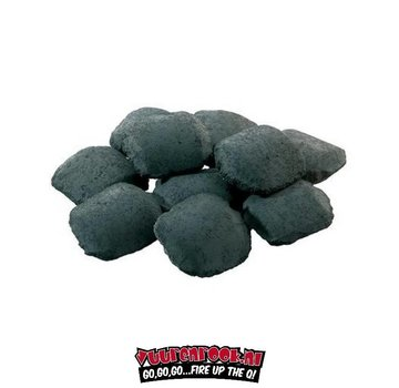 Green Heat Green Heat BBQ Akazie (Südafrika Black Wattle) Briketts 4 kg (Pillow Shape)