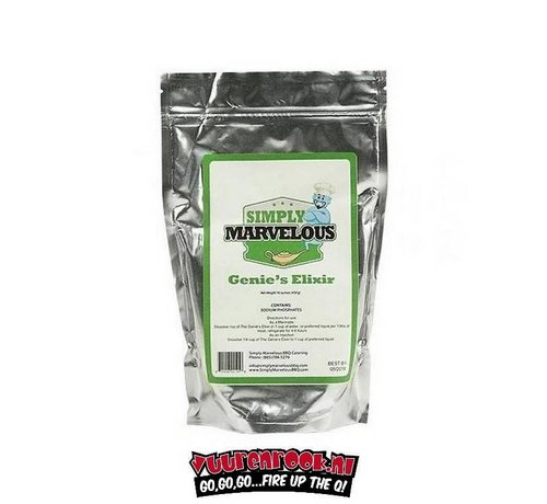 Simply Marvelous Simply Marvelous 'Genie's Elixir Injection & Marinade 16oz