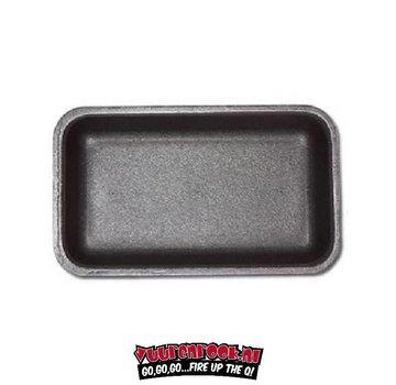 Foam tray Black 135x225x19mm