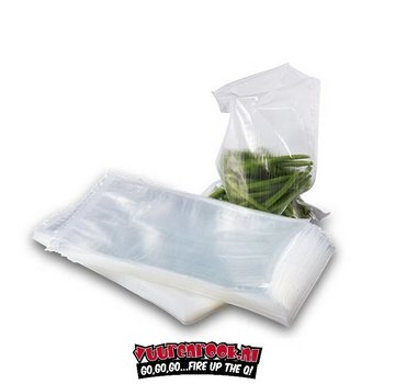 Solis SOLIS Relief vacuum bag Sous-Vide 50 pieces 20x30cm, freeze-proof and FREE from BPA.