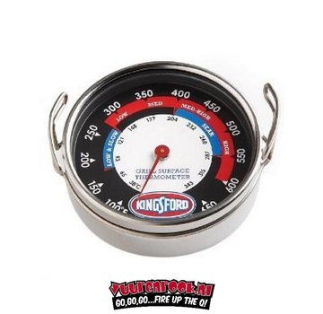 Kingsford USA Low and Slow thermometer