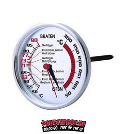 Sunartis SunArtis Stainless steel core thermometer 73mm