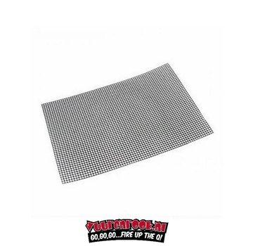 Teflon Non Stick BBQ mat, rectangle 42x36cm