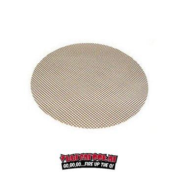 Teflon Non Stick BBQ Mat, Rond 46cm