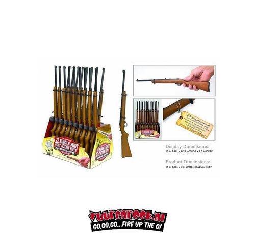 .22 Single Shot Bold Action Rifle